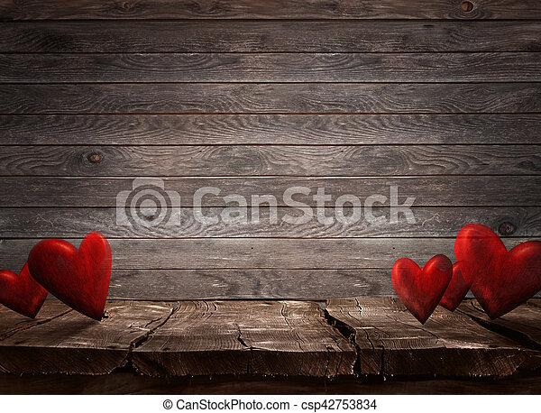 valentines nap, háttér - csp42753834