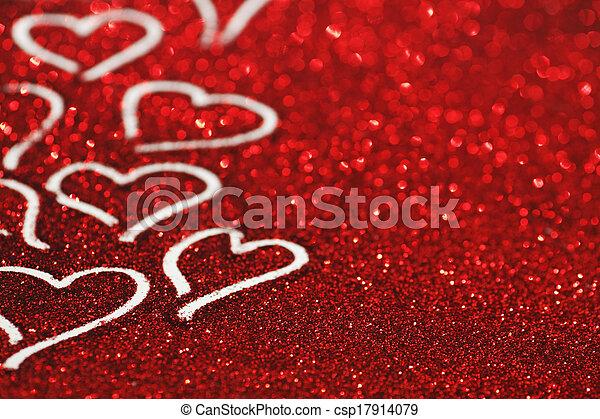valentines nap, kártya - csp17914079