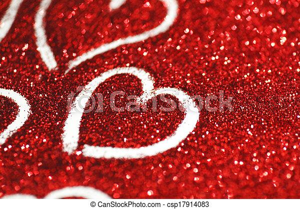valentines nap, kártya - csp17914083