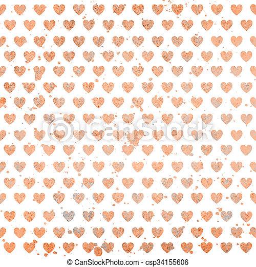 valentines nap, kártya - csp34155606