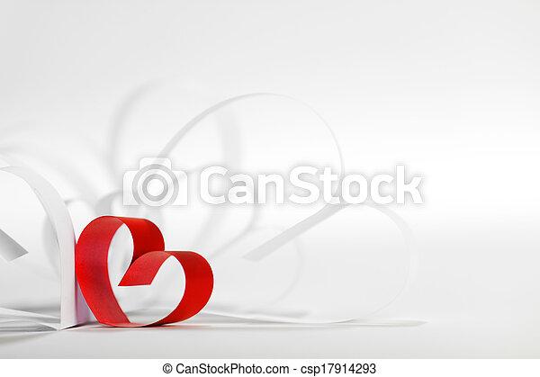 valentines nap, kártya - csp17914293
