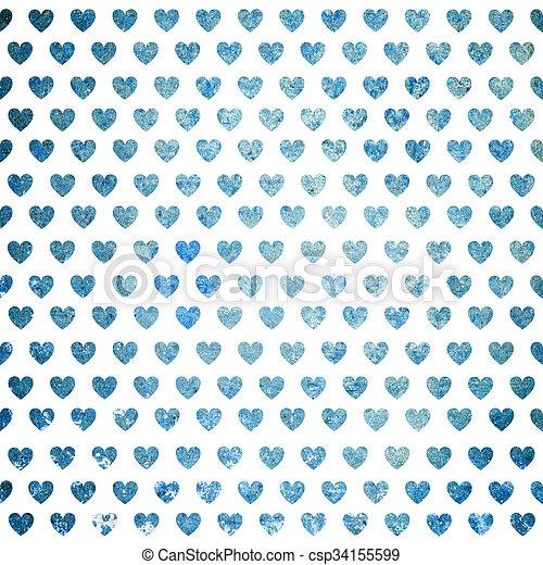 valentines nap, kártya - csp34155599