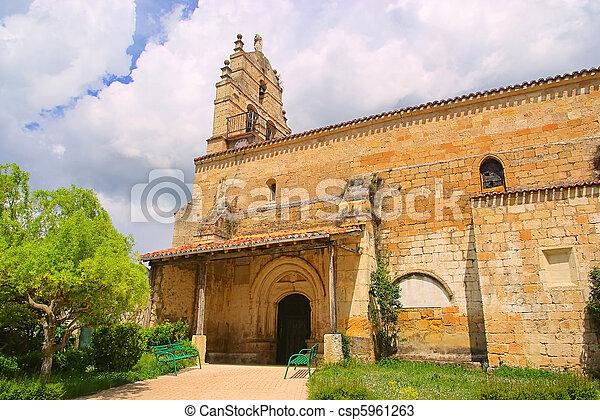 Valhermosa church 01 - csp5961263