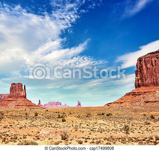Monument Valley - csp17499808