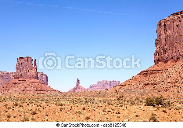 Monument Valley - csp8125548