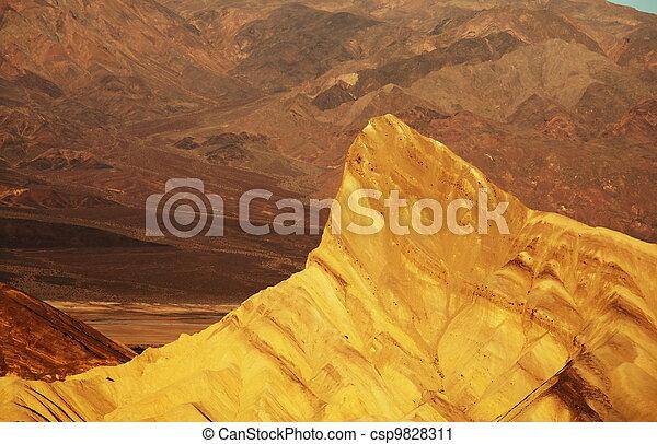 valle morte - csp9828311