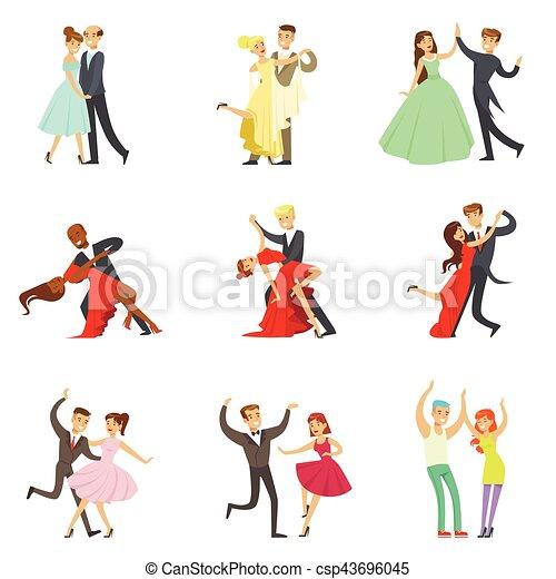 almuerzo encontrar novia bailando