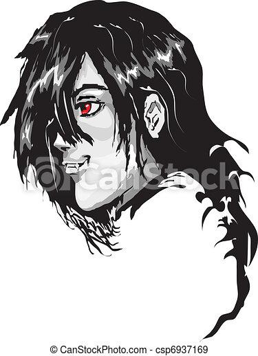 Vampire - csp6937169