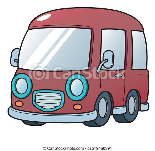 Van - csp19468391
