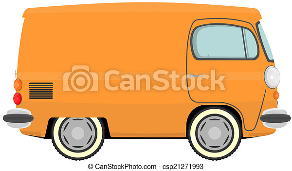 Van - csp21271993