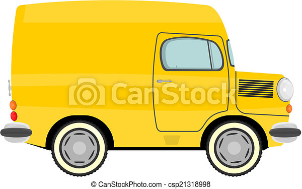 Van - csp21318998