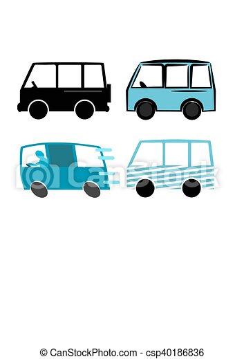 Van - csp40186836