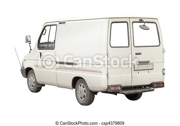 Van - csp4379809