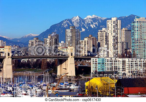 vancouver - csp0617430