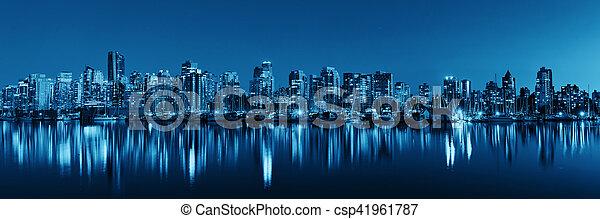 vancouver - csp41961787