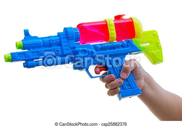 Vand sprøjte pistoler