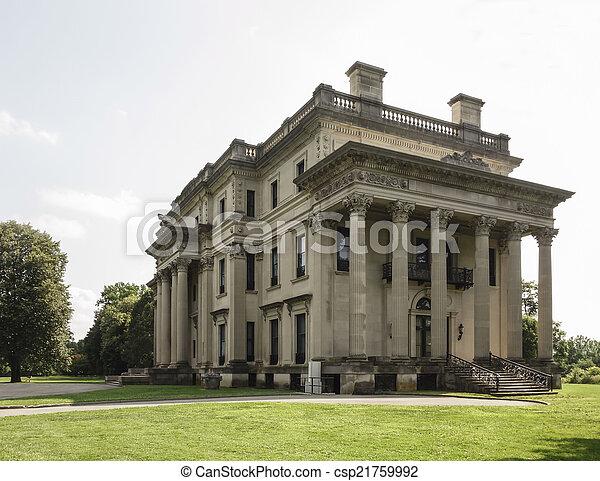 Vanderbilt Mansion - csp21759992