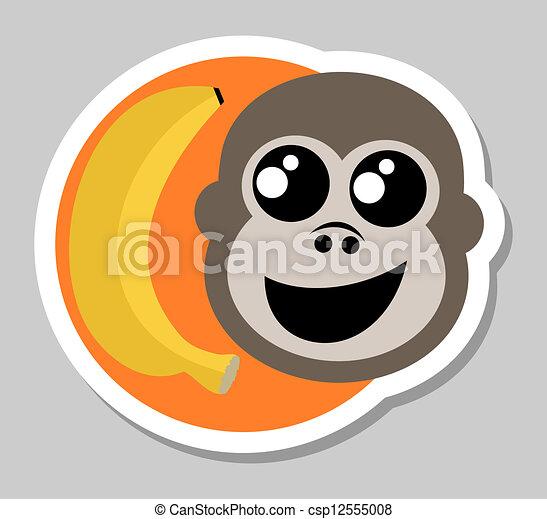 vara, macaco - csp12555008