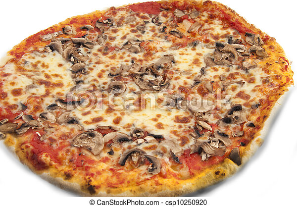 Various flavors of pizza - csp10250920
