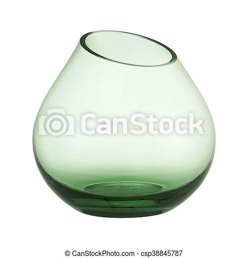 vase isolated on a white background - csp38845787