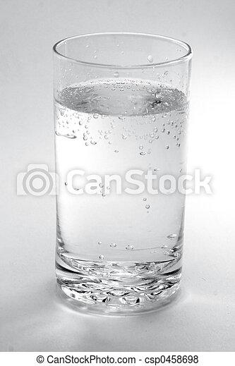 vatten glas - csp0458698