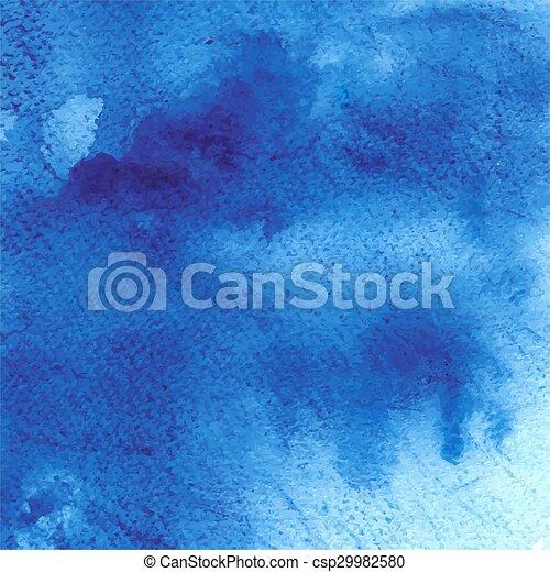 vattenfärg, bakgrund - csp29982580