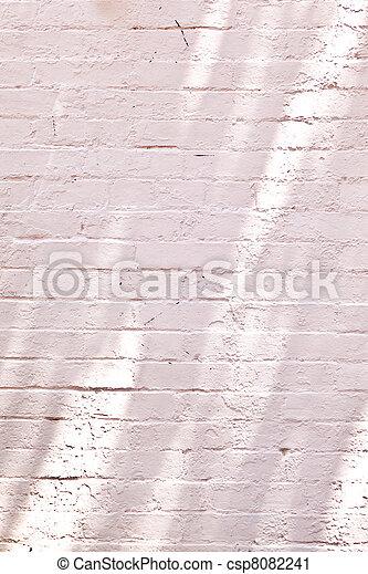 vecchio, case, pareti, storico, mattone, struttura, tipico - csp8082241