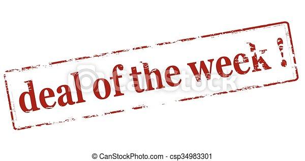 vecka, furu - csp34983301