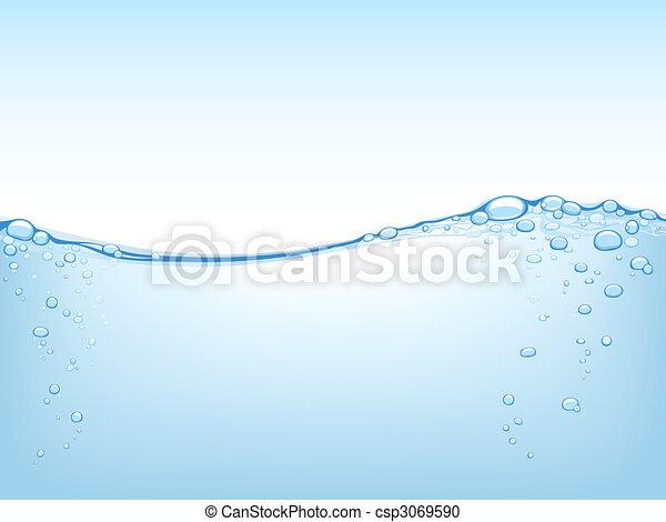 ), (, vecteur, liquide - csp3069590
