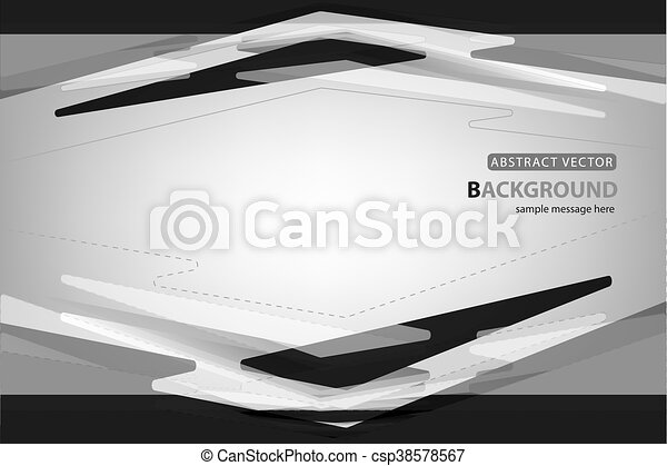 Vector abstract background - csp38578567