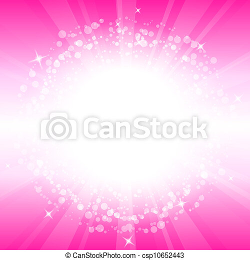 Vector abstract pink background - csp10652443