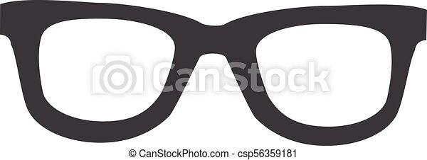 Gafas vector icono - csp56359181
