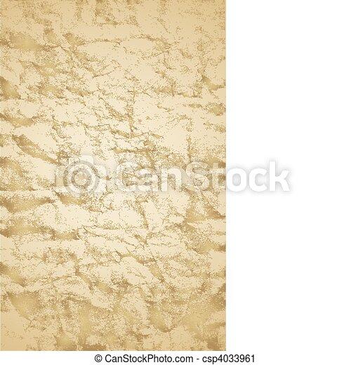 Vector Antique Paper - csp4033961