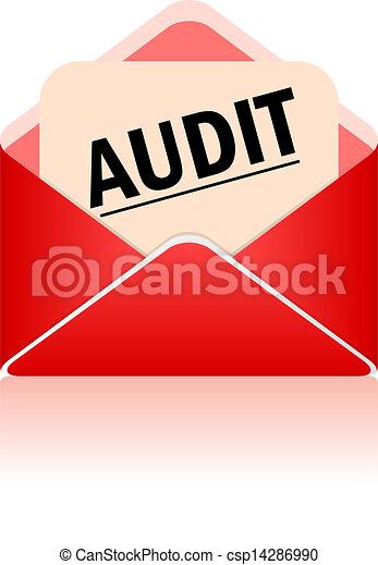 Vector audit symbol - csp14286990
