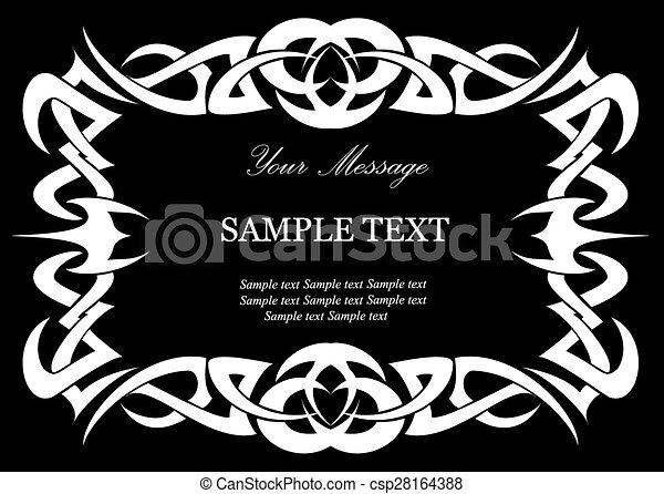Vector background. - csp28164388