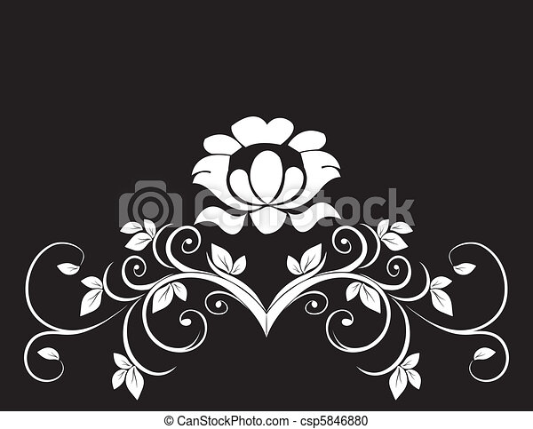 Vector background for your design  - csp5846880