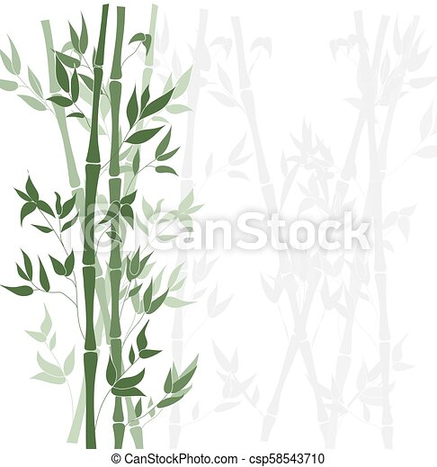 vector bamboo forest background flat design template vector bamboo forest background flat design template card backdrop https www canstockphoto com vector bamboo forest background flat 58543710 html