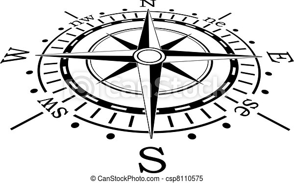 vector black compass vector design of black compass clipart vector rh canstockphoto com clip art composting clip art passover