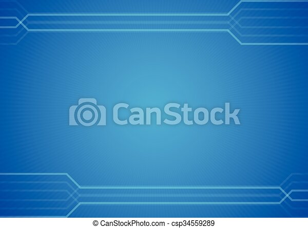 Line Art Vector Illustrator : Vector blue with sunray and line shadows for business
