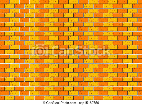 Vector brick wall clipart vector - Search Illustration, Drawings and ...