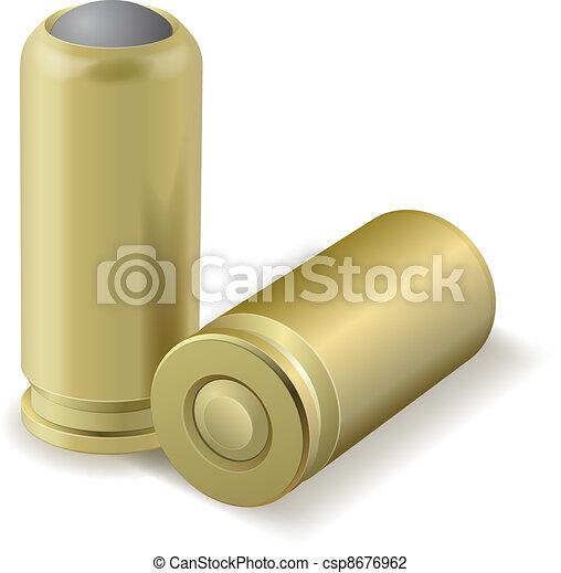 Vector bullets - csp8676962