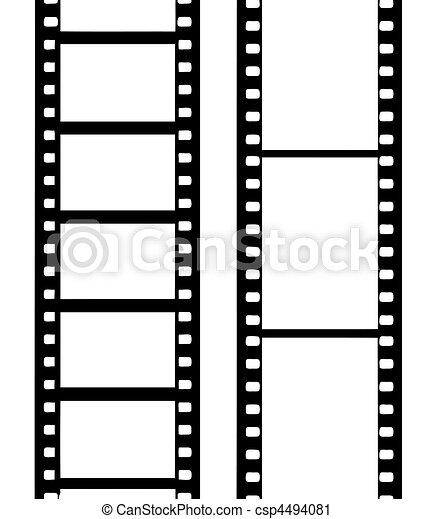 vector camera film - csp4494081
