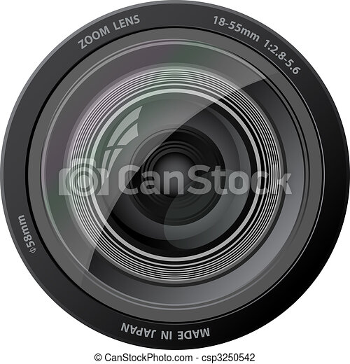 Lens Clip Art