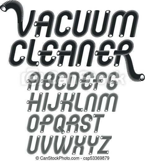Vector Capital Modern Alphabet Letters Set Trendy Rounded Italic Font Script From A To Z Can Be Used In Art Poster Creation Created Using Dimensional