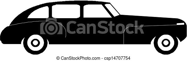 Vector. Car - csp14707754