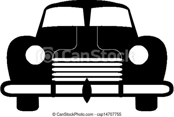 Vector. Car - csp14707755