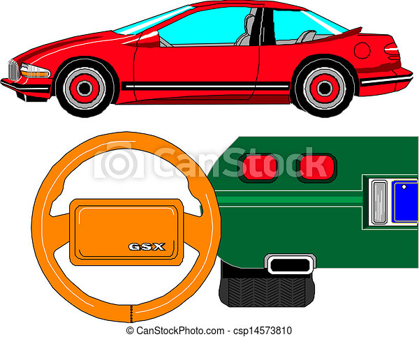 Vector Car Dashboard Square Icon Vector Clip Art Search - Car image sign of dashboardcar dashboard icons stock images royaltyfree imagesvectors