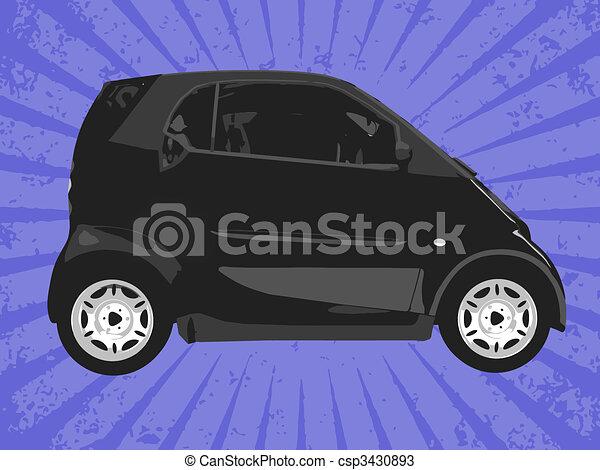Vector car - csp3430893