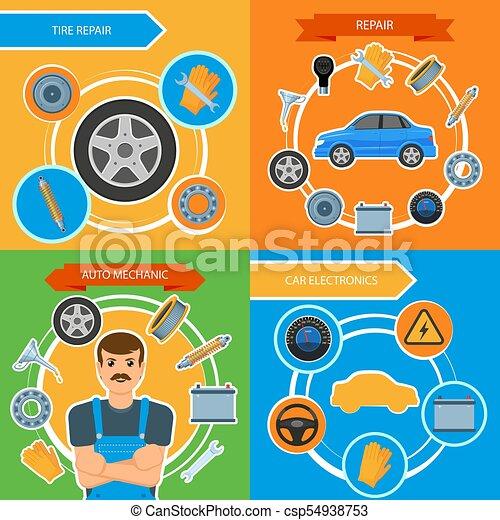 vector-car-repair-mechanics-services-cli