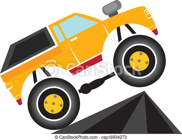 vector cartoon monster truck vectors illustration search clipart rh canstockphoto ca monster truck clip art free monster jam clip art